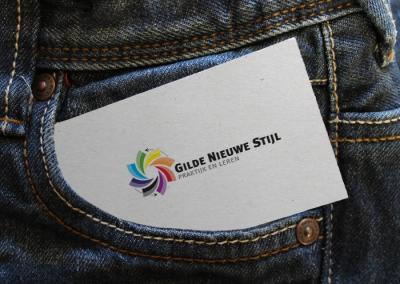 Logo Gilde Nieuwe Stijl