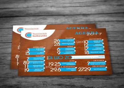 Agenda kaart TC Suthwalda