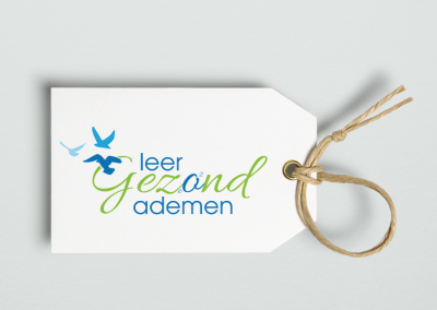 Logo Leer Gezond Ademen