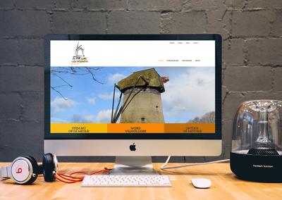 Website De Meule van Wassens
