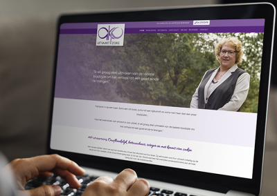 Website AKP Uitvaartzorg