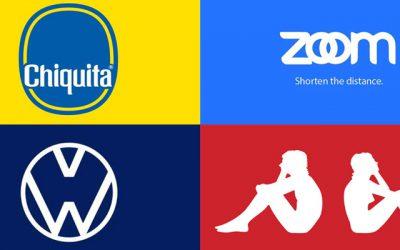 8 Merken met logo redesign om het belang van 'social distancing' te benadrukken