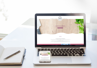 Website Foodcoach Brenda