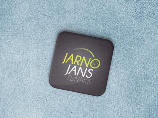Logo Jarno Jans Tennis